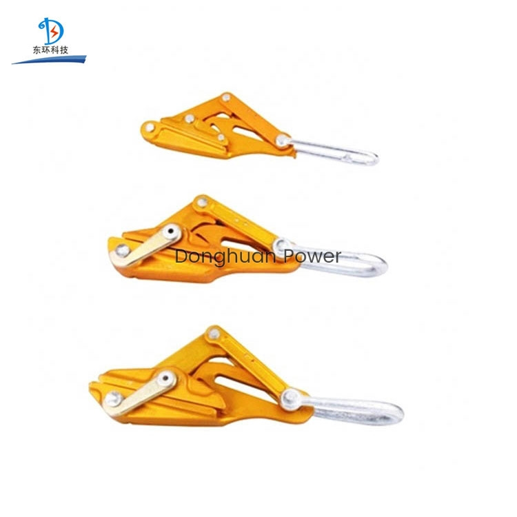 Aluminum Alloy Conductor Gripper for ACSR Come Along Clamp
