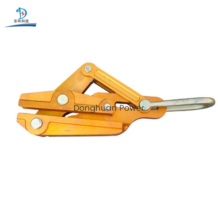 Aluminum Alloy Insulated Conductor Gripper for Hanging Cable