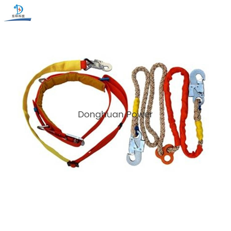 Electrician Safety Belt Harness Anti-Fall Body Safety Rope