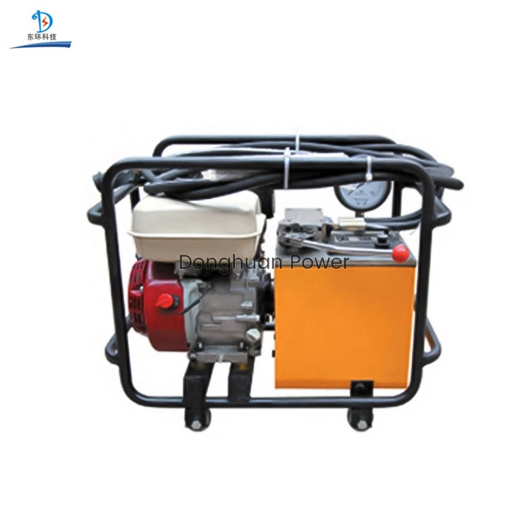 Gasoline Power Electric Pump Crimping Super High Pressure Hydraulic Pump