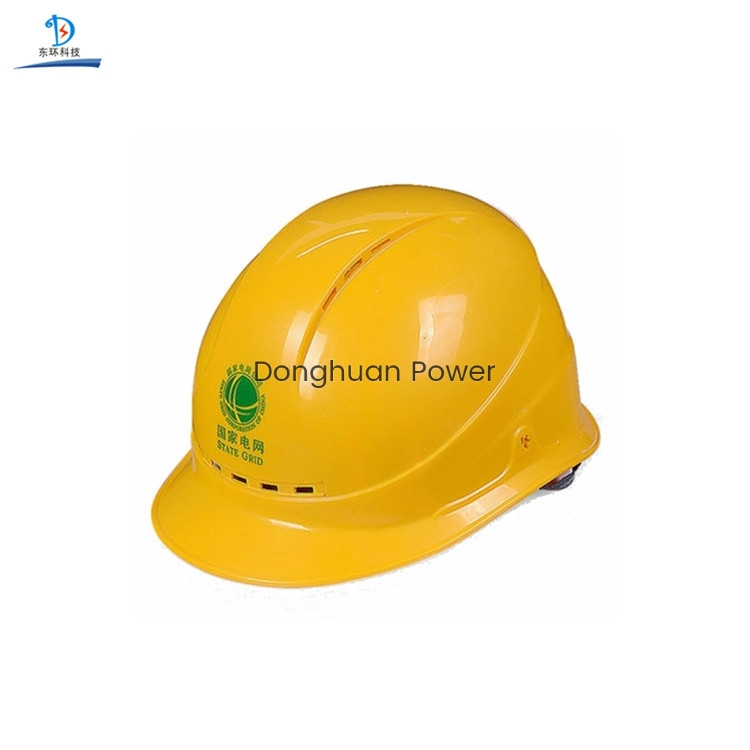High Quality Hard Hat Earmuffs Safety Hat for power construction