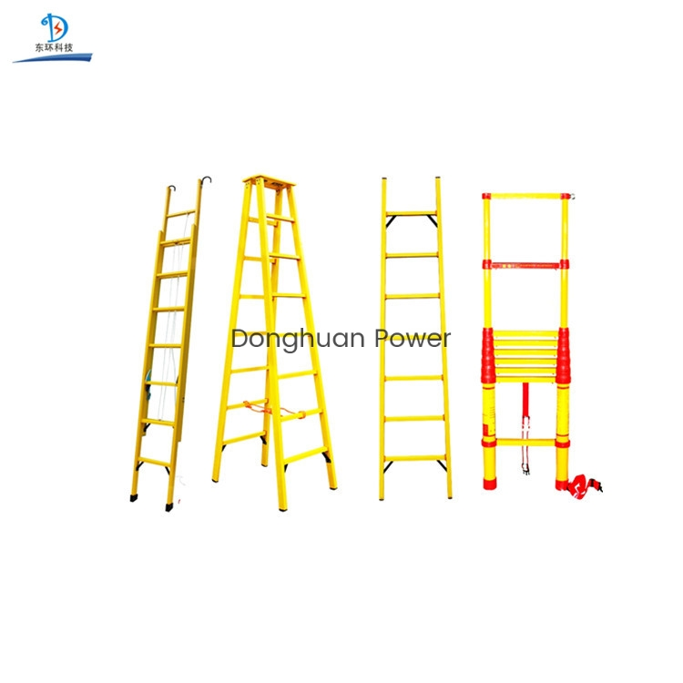High Quality Insulation Fiberglass Extension Ladder Manufacturers
