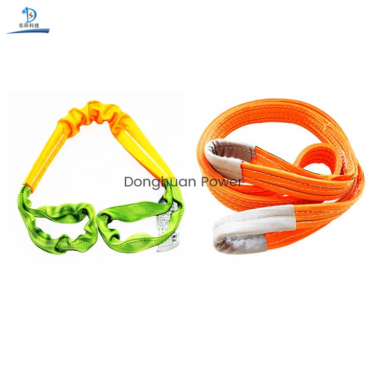 High Strength Body Webbing Climbing Fall Protection Belt