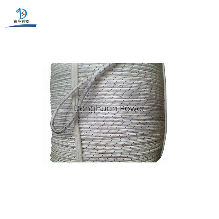 High Strength Traction Construction Safety Towing Wire Rope for Overhead Line Cable Pulling Stringing