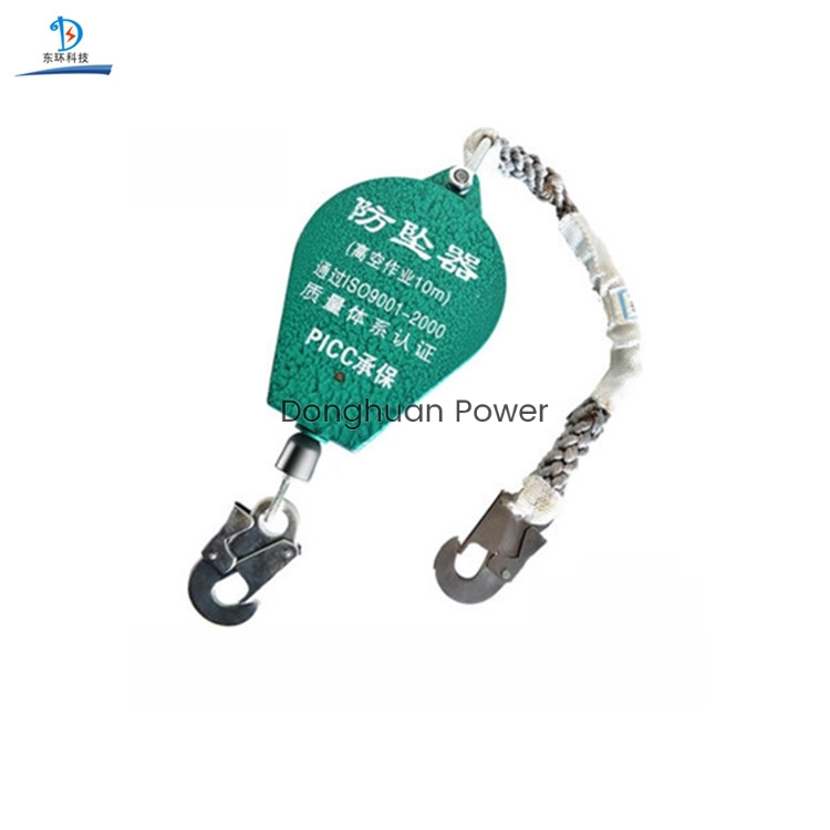Hot sale safety falling protector, Anti fall Device in line construction