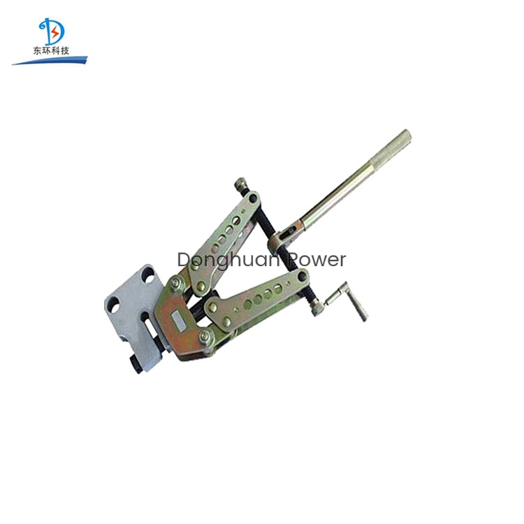 Model CKG-1 Manual hole puncher machine, mechanical drilling machine
