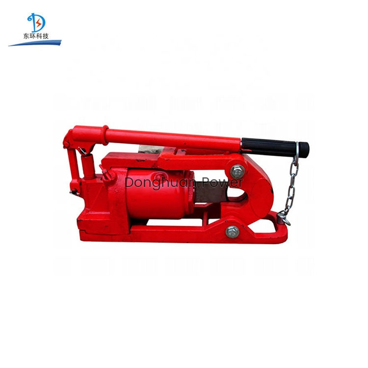 Model QY-30 hydraulic cutting tool wire rope/cable hydraulic steel pipe cutter