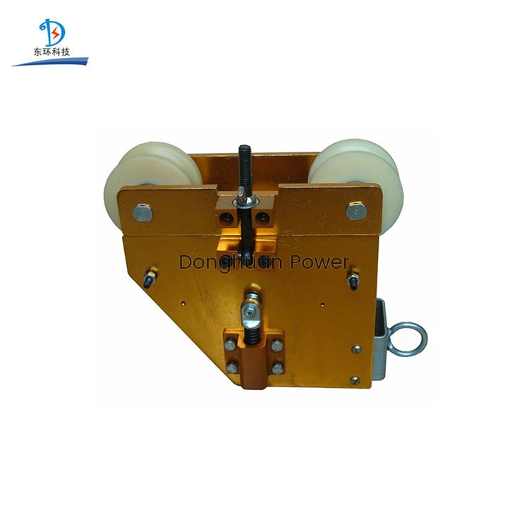 Model ZN50 Use Matched with self moving traction machine Stringing Blocks Recover Damper