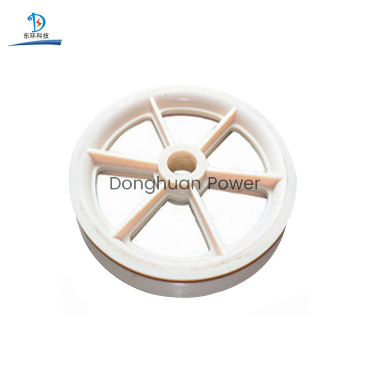 Nylon Roller Wheel For Pulley Block