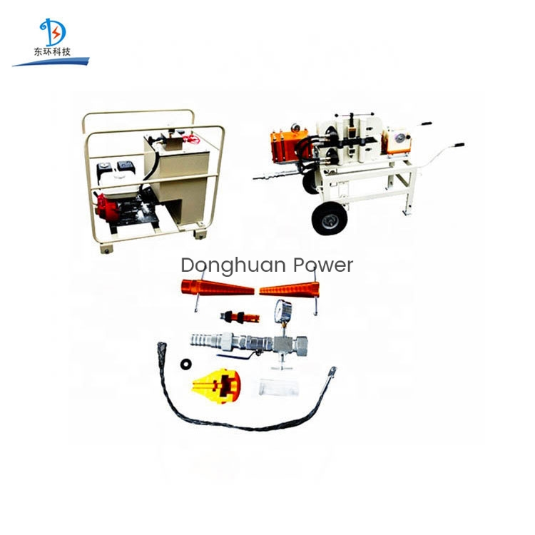 Optical Fiber Industrial Cable blowing Set Machine