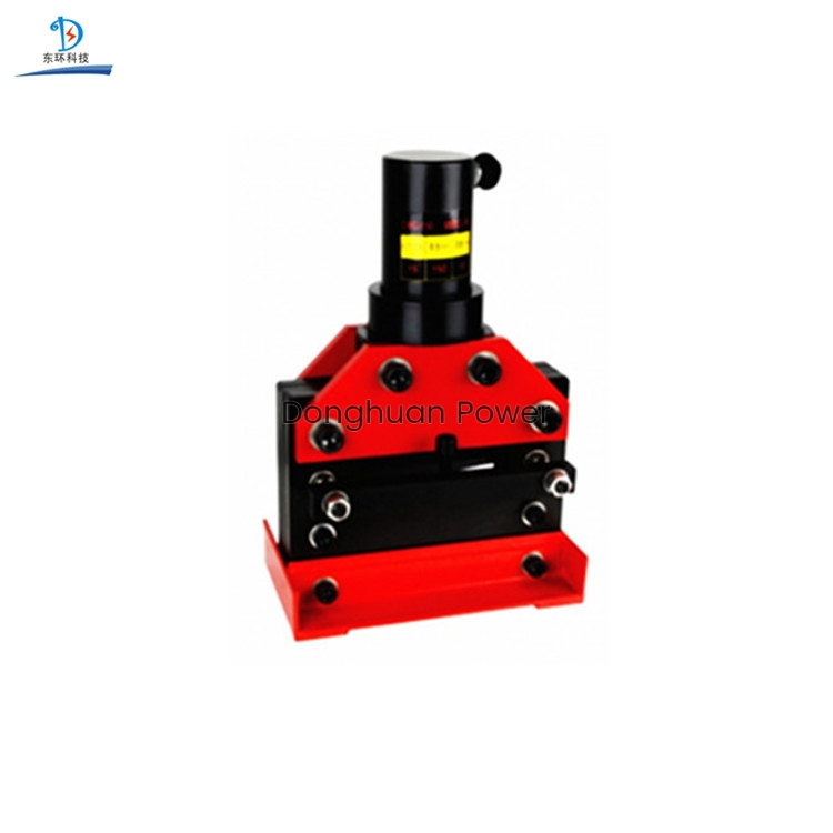 Portable Model CWC-150 High Quality Hydraulic Copper Aluminum Bus-bar Cutter for Cutting