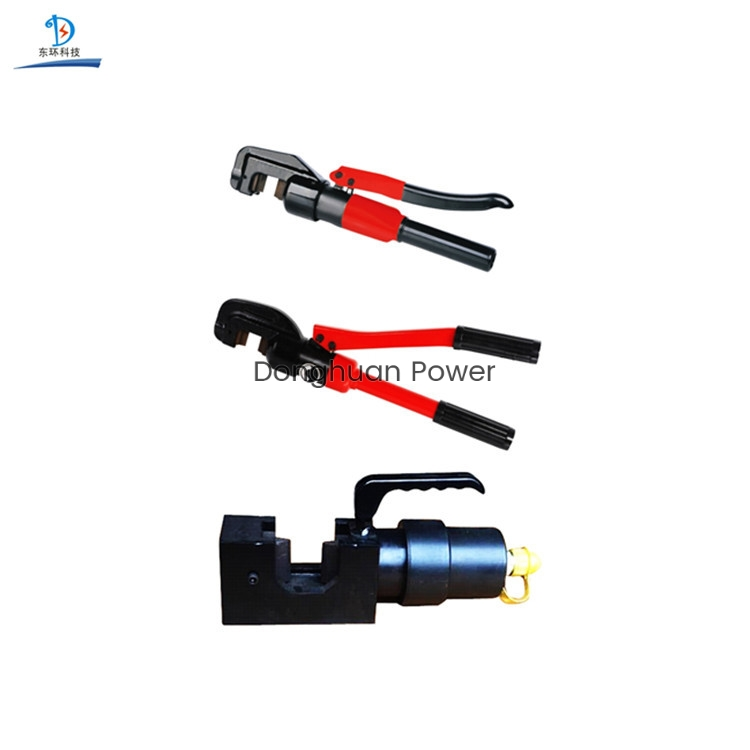Powered Hydraulic Portable Reinforced Manual Steel Bar Cable Cutter