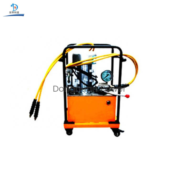 Rapid Super High Pressure Hydraulic Pump For Transmission Line Tool Hydraulic Pump