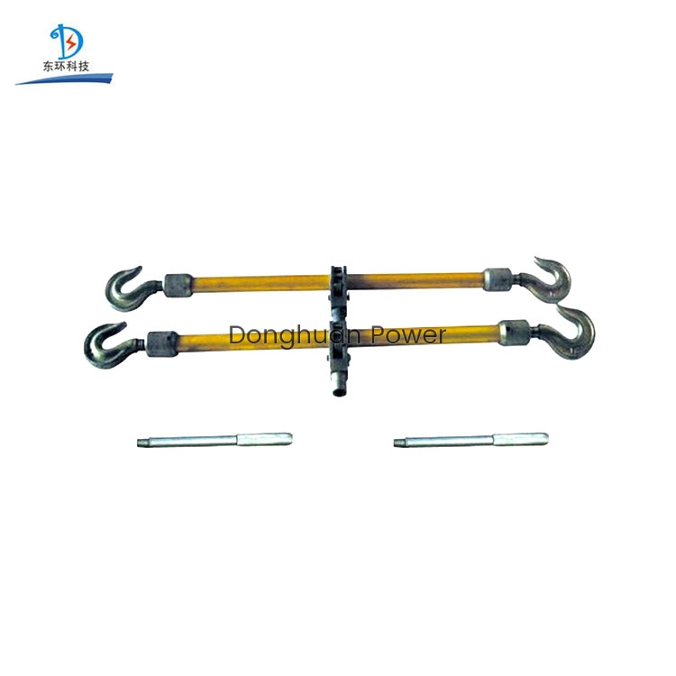 Standard Aluminum Alloy Turnbuckle With Double Hook
