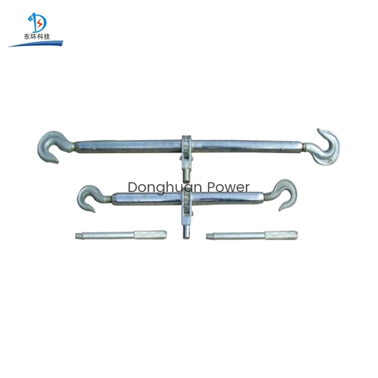 Transmission Line Accessories Standard Steel Hook Double Turnbuckle