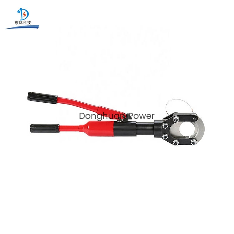 Transmission Line Tools Integral Manual Hydraulic Cable Cutter