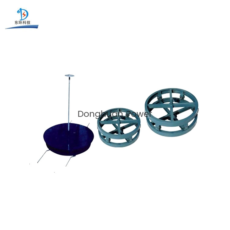 Turntable Device Laying Bracket Vertical Type Cable Reel Stand