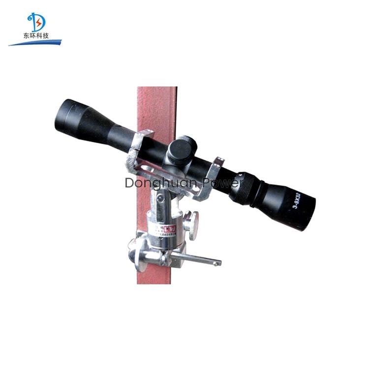 Zoom Sag Scope To Observe Sagging measuring scope