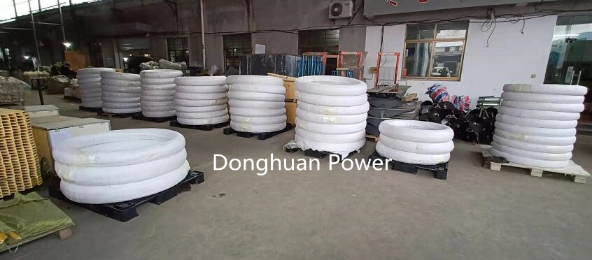 Last 1 x 20ft Container Of Fiberglass Duct Rodders Shipped Before Our Holiday For Chinese New Year 2021
